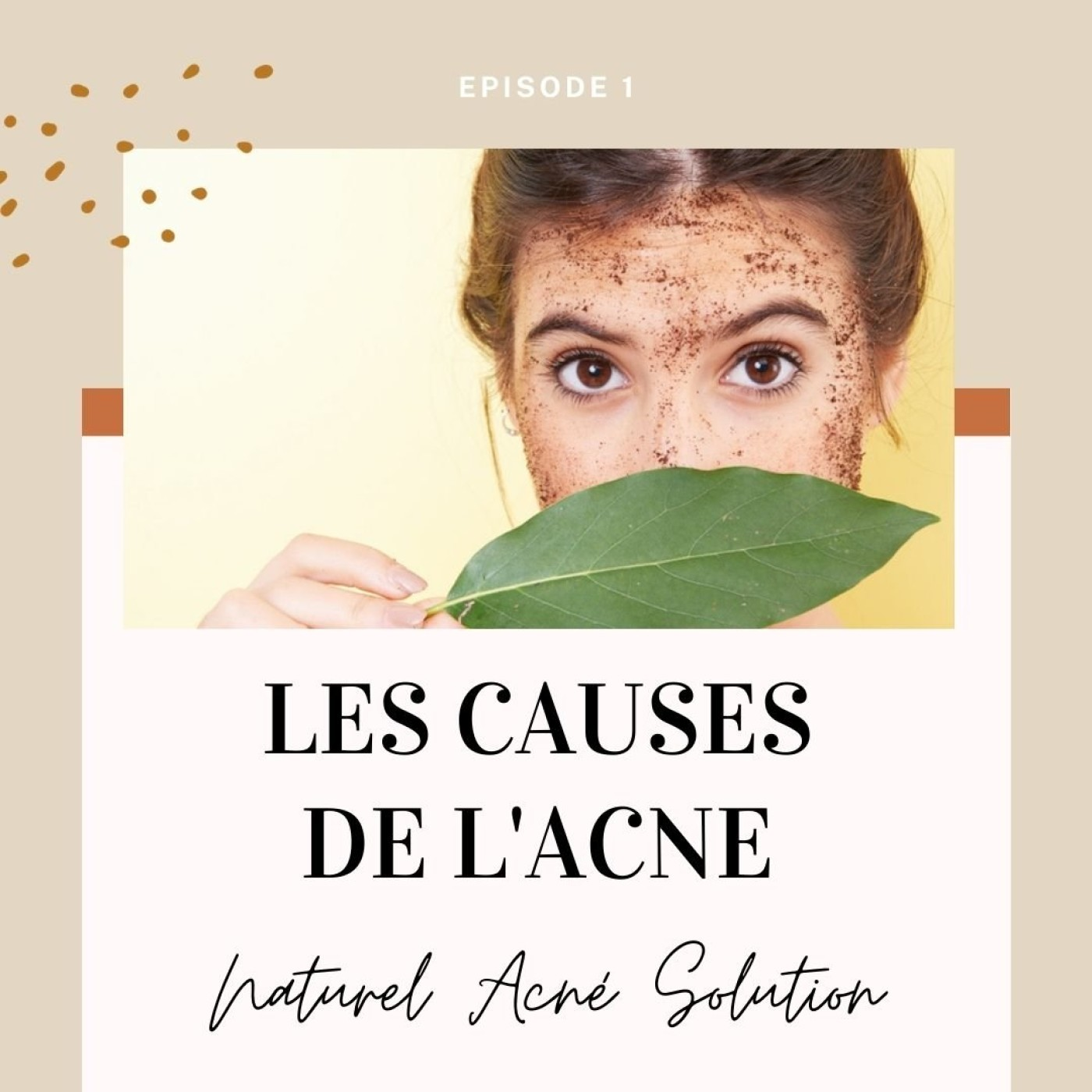 Naturel acné solution - les causes de l'acné